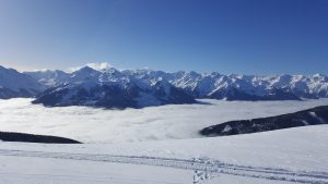 On the TOP of the World - wir lieben die Berge!